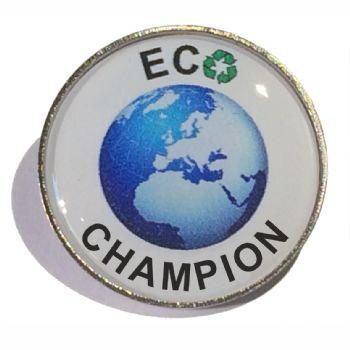 ECO CHAMPION round badge